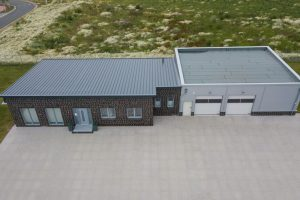 Neubau Firmengebäude