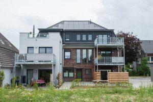 Sanierung und Anbau Wohnhaus